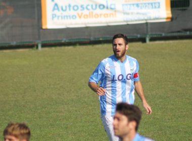 Matteo Calvaresi capitano Centobuchi