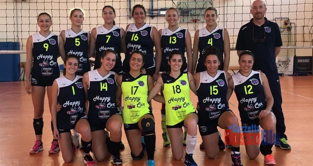 Che weekend per la Riviera Samb Volley  bottino pieno per maschile e  femminile 6751ffd2276a