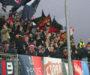 Samb mai sola, anche di martedì sera: a Pesaro 230 tifosi rossoblù
