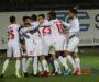 Samb, 3 partite in 8 giorni: dopo il Legnago si va ad Arezzo e Trieste
