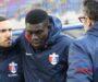 Shaka Mawuli, crociato ko: stagione finita per il centrocampista