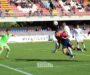 Samb-Fano 1-0: Alboni-gol, finalmente la prima vittoria rossoblù. LA CRONACA
